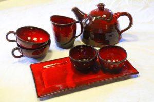 ceramique artisanale, benedicte navecth, bol de rasage